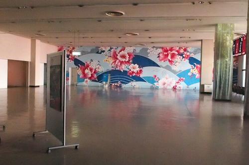 別府港壁画